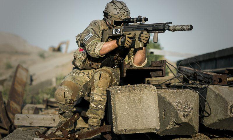 Kunstig intelligens amerikansk hær